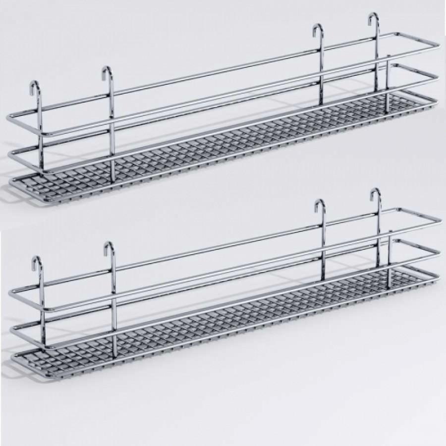 """DSA basket Set2 W 3-3/8"""" Saphir chrome"""