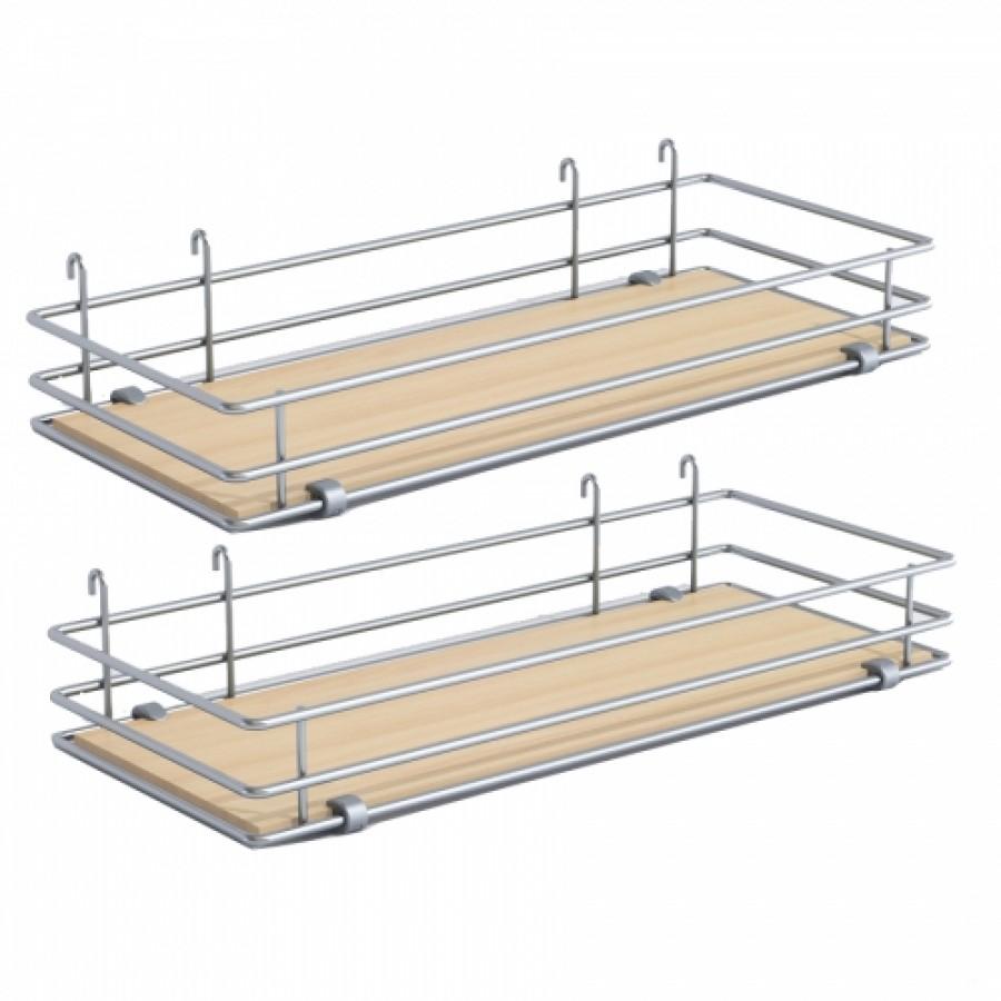 """DSA basket Set2 W 6-1/2"""" Scalea Maple silver"""