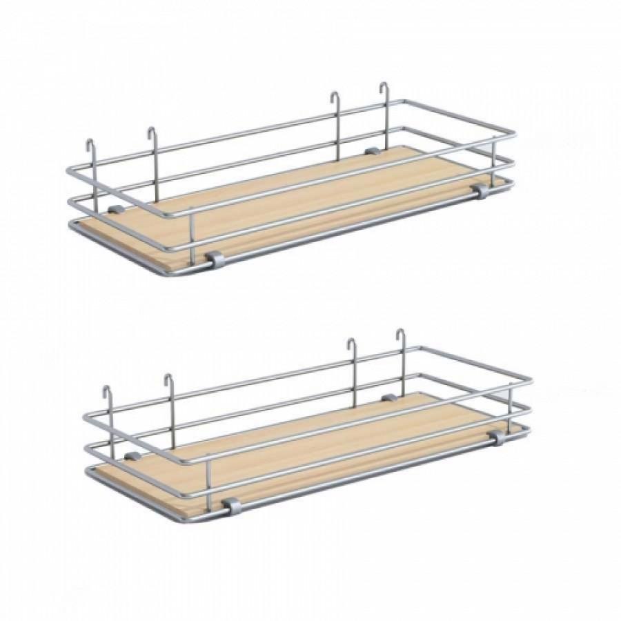 """DSA basket Set2 W 9"""" Scalea Maple silver"""