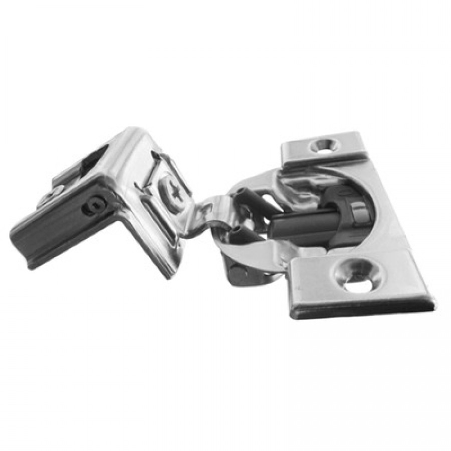 """COMPACT BLUMOTION hinge, 1-1/4"""", 110°, with spring, hinge cup: screw-on 39C355B.20"""