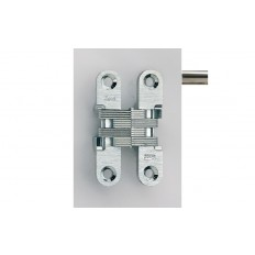 MODEL 204SS STAINLESS STEEL INVISIBLE HINGE Bright Stainless Steel