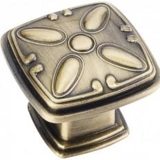 Milan 2, Brushed Antique Brass, 1093AB