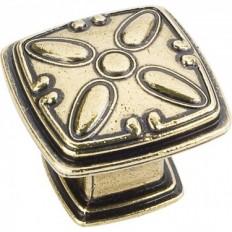 Milan 2, Distressed Antique Brass, 1093AEM
