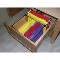 Large File Drawer SystemBlackWire
