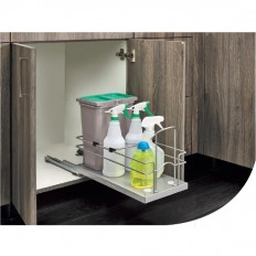 Sink Base Waste Pullout