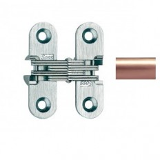 MODEL 203 INVISIBLE HINGE Antique Brass