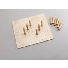Small Drawer Peg SystemNaturalWood - Maple