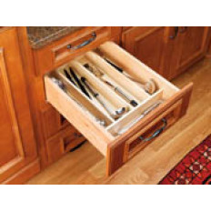 Wood Utility Tray Insert 24 in. x 22 in. x 2-7/8 in. depthNaturalWood - Maple