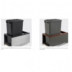 SERVO-DRIVE Kit for LEGRABOX Waste Containers