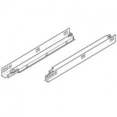 TANDEM plus BLUMOTION full ext., 50 kg, NL=606 mm, for locking device, left/right 569.6100B
