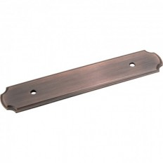 Backplates, Brushed Oil Rubbed Bronze, B812-96DBAC