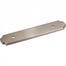 Backplates, Brushed Pewter, B812-96R-BNBDL