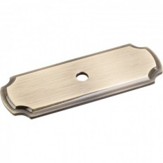 Backplates, Brushed Antique Brass, B812-AB