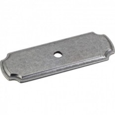 Backplates, Gun Metal, B812-DACM