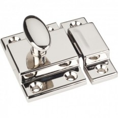 Latches, Polished Nickel, CL101-NI