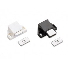 ML-30S/WHT, MAGNETIC TOUCH LATCH - WHITE