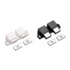 ML-30W/WHT, MAGNETIC TOUCH LATCH - WHITE