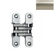 MODEL 212 INVISIBLE HINGE Satin Nickel