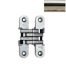 MODEL 208 INVISIBLE HINGE Bright Nickel