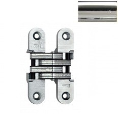 MODEL 208 INVISIBLE HINGE Bright Chrome