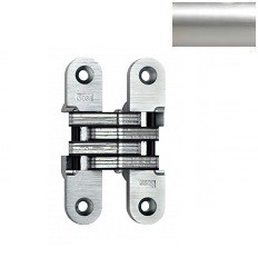 MODEL 208 INVISIBLE HINGE Satin Chrome