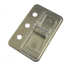 AVENTOS HK-XS small stay lift, front fixing bracket for wood fronts (frame construction), screw-on, 20K4501