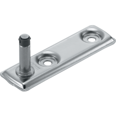 AVENTOS HK-XS small stay lift, cabinet mounting, screw-on, 20K5101