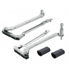 AVENTOS HL lift up, lever arm (set), CH=400-550 mm, 20L3800.06