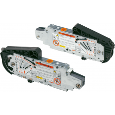 AVENTOS HS up and over lift system, lift mechanism (set), type D, suitable for SERVO-DRIVE, 20S2D00.N5