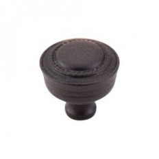 "Contessa Knob 1 1/4"" - Rust"