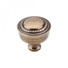 "Contessa Knob 1 1/4"" - German Bronze"