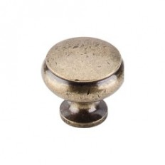"Cumberland Knob 1 1/4"" - German Bronze"