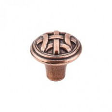 "Celtic Knob Small 1"" - Old English Copper"