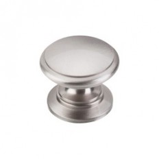 "Ray Knob 1 1/4"" - Brushed Satin Nickel"