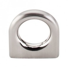 "Ring Pull 5/8"" (c-c) - Brushed Satin Nickel"