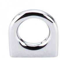 "Ring Pull 5/8"" (c-c) - Polished Chrome"