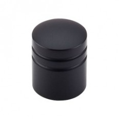 "Stacked Knob 1"" - Flat Black"