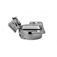 COMPACT hinge, 110°, with spring, hinge cup: screw-on 33.3600