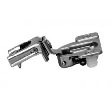 "COMPACT hinge, 1-1/4"", 107°, with spring, hinge cup: screw-on 38C355C.20"