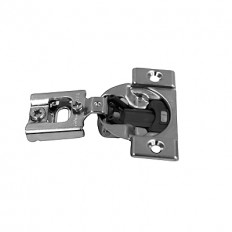 "COMPACT BLUMOTION hinge, 5/8"", 105°, with spring, hinge cup: screw-on 38N355B.10"
