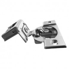 "COMPACT BLUMOTION hinge, 1-1/4"", 110°, with spring, hinge cup: screw-on 39C355B.20"