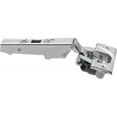 Blum 110° CLIP Top BLUMOTION Hinge, Straight-arm, Press-In