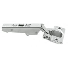 CLIP top standard hinge 110°, corner merge application, unsprung, hinge cup: screw-on 70T3550.TL