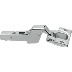 CLIP top standard hinge 110°, dual application, hinge cup: screw-on 71T3650
