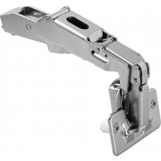 CLIP top wide angled hinge 170°, corner merge application, hinge cup: press-in 71T6580