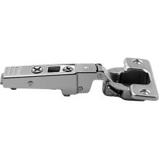 CLIP top profile door hinge 95°, corner merge application, hinge cup: screw-on 71T9550