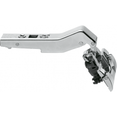 CLIP top BLUMOTION angled hinge 45° II, overlay, hinge cup: INSERTA 79B3598