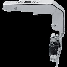 CLIP top BLUMOTION blind corner hinge 95°, hinge cup: press-in 79B9980