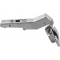 CLIP top angled hinge 45° II, overlay, hinge cup: screw-on 79T5550