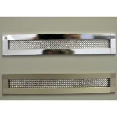 "ZP1950-769, Smart Handle 9"" Stainless steel Diamond"